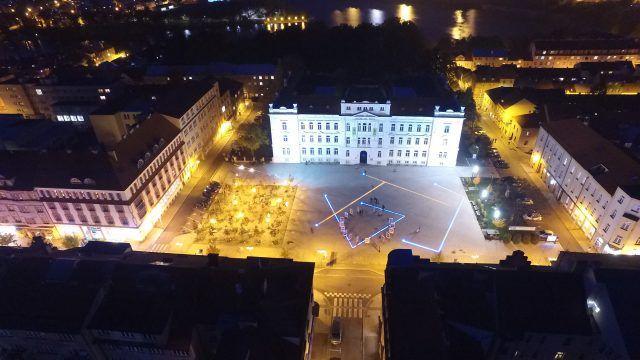 Náměstí T. G. M. Tábor - Česká cena za architekturu
