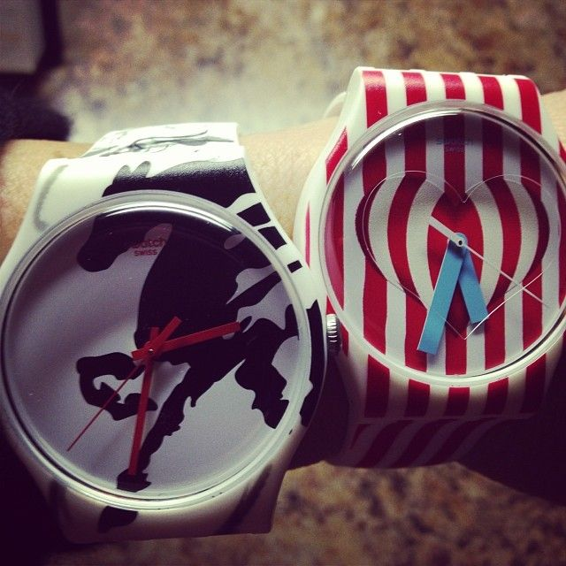 #SwatchMontre Swatches, Favorite Watches, Swatches Watches, Swatches Clocks