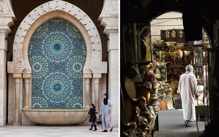 3. Касабланка, Марокко.