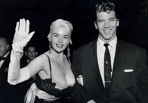 The 157 best images about jayne mansfield in gloves on for Jayne mansfield and mickey hargitay
