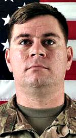 """Army SGT William M. Bays, 29, of Barstow, California. Died June 10, 2017, supporting Operation Freedom's Sentinel. Assigned to HQ&HQ Battery 3rd Bn 320th Field Artillery Regiment 101st Airborne Div (Air Assault) Ft Campbell KY. Died of wounds sustained during a so-called """"Green-on-Blue Attack"""" when an Afghan soldier he was training opened fire on U.S. soldiers in Peka Valley, Nangarhar Province, Afghanistan. The incident was paced under investigation."""