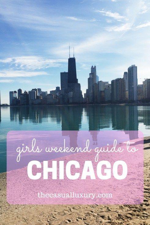 girls weekend guide to chicago // girls weekend in chicago // how to plan a trip to chicago // chicago guide // what to do in chicago // where to eat in chicaago