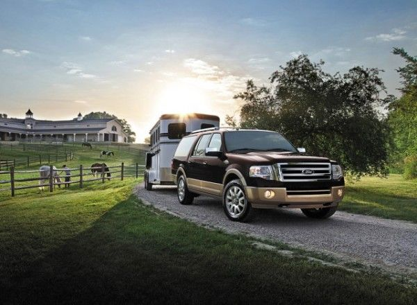 2014 Ford Expedition Review 600x440 2014 Ford Expedition Review, Features, Safety and Images