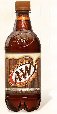 Which soda are you? I got the one and only root beer!