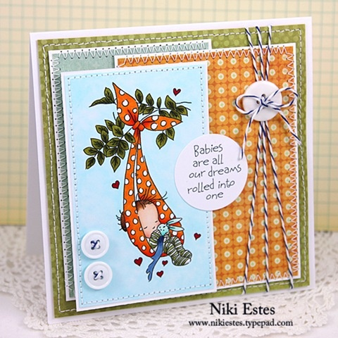 83 best lily of the valley images on pinterest cardmaking cards super cute baby card stamps from lily of the valley altavistaventures Images