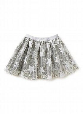 Girls Skirts | Sequin Star Tutu | Seed Heritage