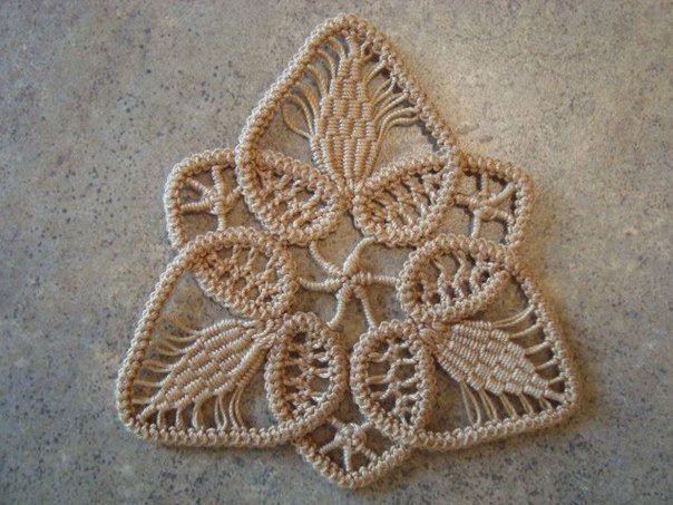 Lavoro a maglia e uncinetto (diagrammi, i link, liste di controllo.) | VK