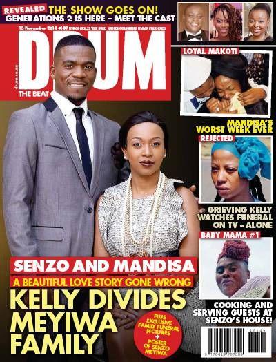 Drum Magazine. Lifestyle. South Africa. https://www.mysubs.co.za/magazine/drum-english