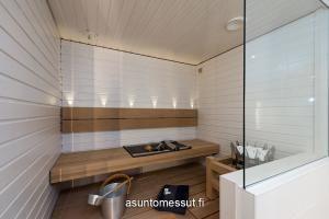 Asuntomessut Vantaalla 2015 - 27 Valhalla - Sauna