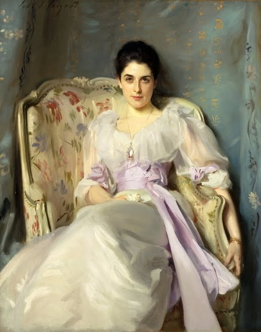 The one and only John Singer Sargent, Lady Agnew of Lochnaw, 1892 | Art of the Day | Magazine | Artfinder