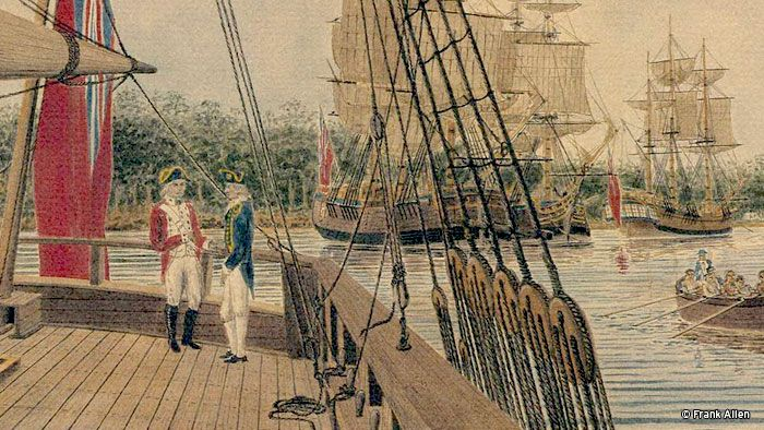 resources relating to the first fleet and convicts