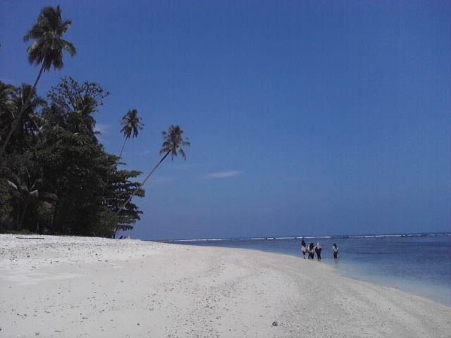 Angso Duo Island, Pariaman, West Sumatra
