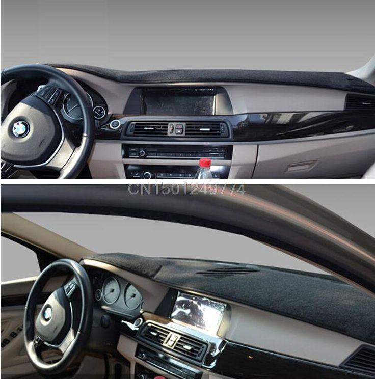 Dashmats car-styling accessories dashboard cover for BMW 520I 528I 530I 535I 523I E60 E61 F10 F11 #Affiliate