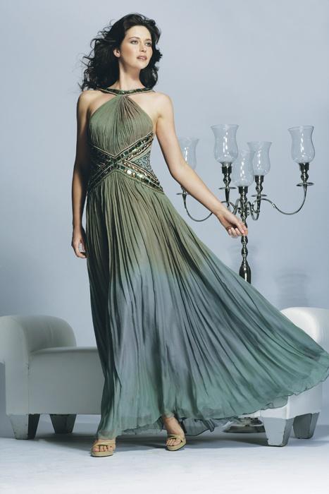 Greek goddess style