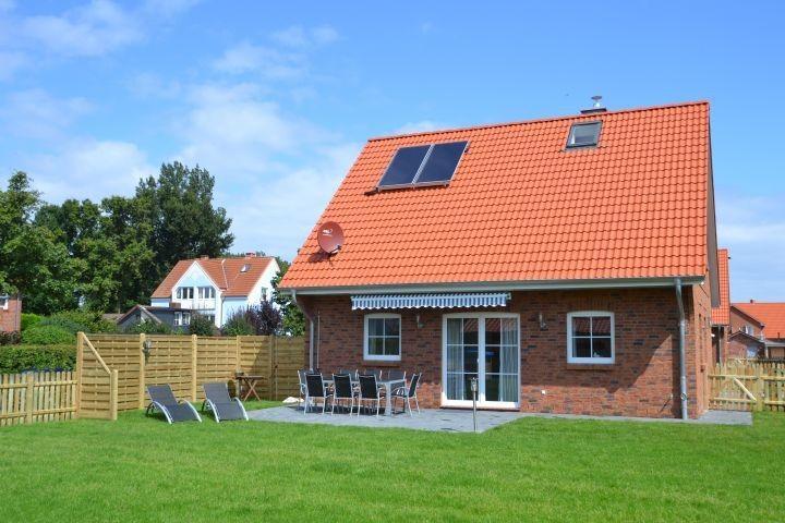 Ostsee Ferienhaus Altnaharra mit WLAN, Kamin und Sauna
