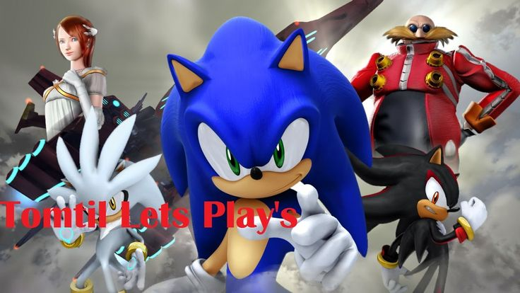 Sonic The Hedgehog (2006) Let's Play Part 10