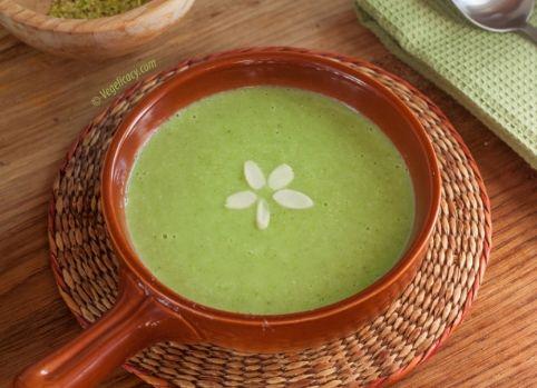Crema de brócoli | #Receta de cocina | #Vegana - Vegetariana ecoagricultor.com
