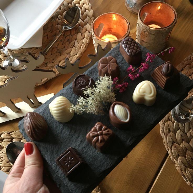 Dessert med høstvri;)