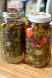Grannie's Recipe Box: Home Canned Jalapeno Peppers