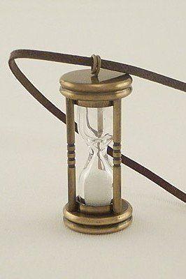 Miniaturní přesýpací hodiny s řemínkem HPM 111130