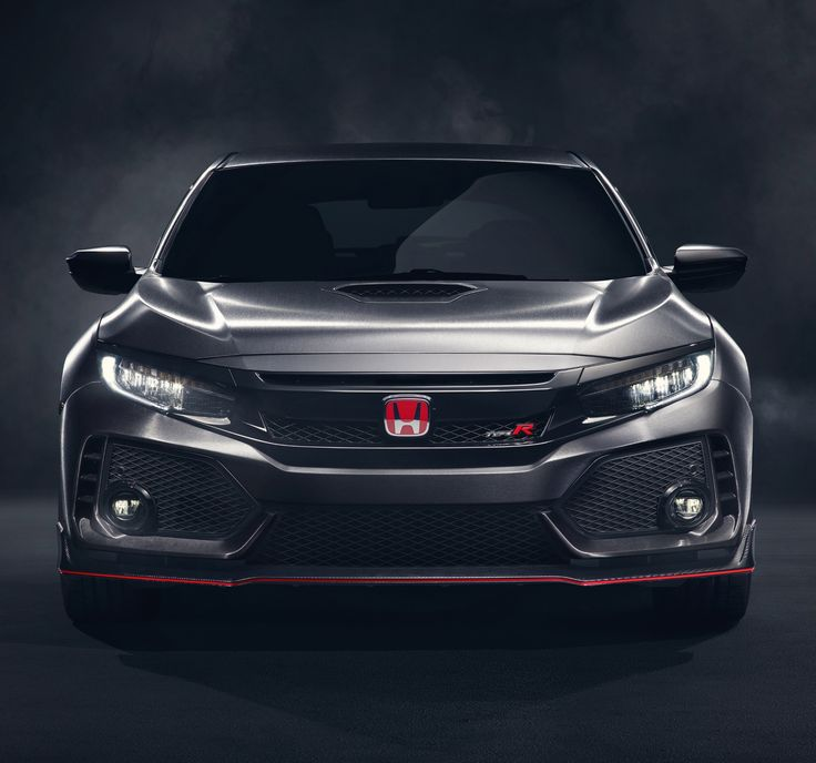 Lovely 2017 Honda Civic Type R: Pre Production Prototype/show Car