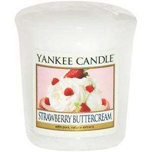 Yankee Candle Votive Sampler (Strawberry Buttercream)