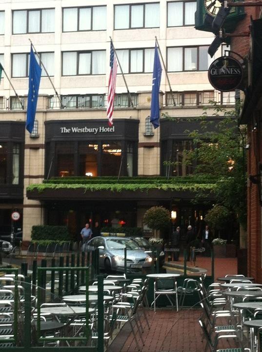 The Westbury Hotel - Fantastic high quality hotel #Dublin