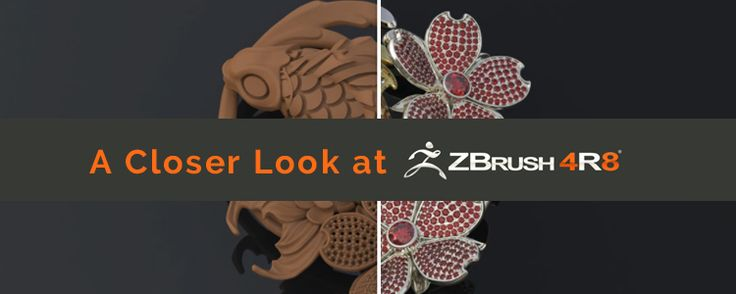 A Closer Look at Pixologic ZBrush 4R8