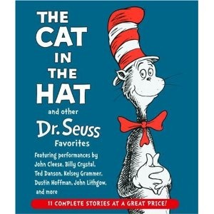 Anything by Doctor Seuss!
