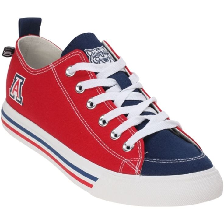 Arizona Wildcats SKICKS Low Top Shoes