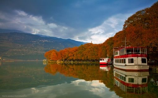 Visit Greece | Autumn in Ioannina #visitgreece #autumn #fall #greece