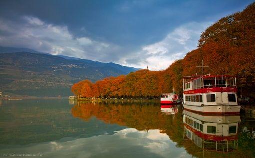 Visit Greece | Autumn in Ioannina #visitgreece #autumn #fall #greece