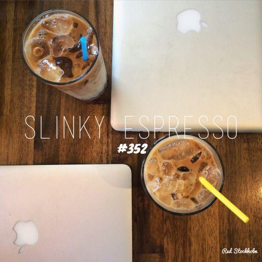Slinky Espresso. Brisbane. 365 coffees. 365 cafes. 365 days.