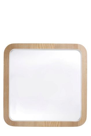 Buy Square Wall Mirror from the Next UK online shop