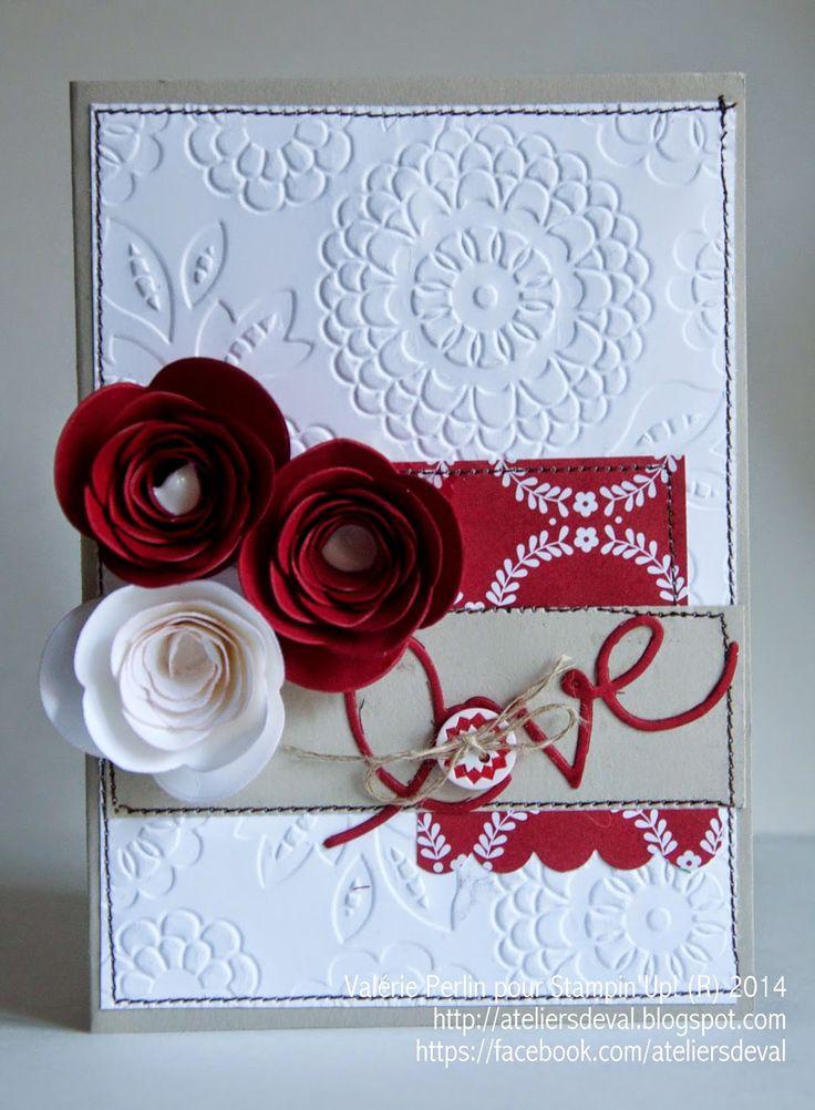 Les Ateliers de Val: Carte St Valentin