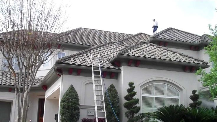 Gray Spanish tile roof Exterior house color, Roof colors