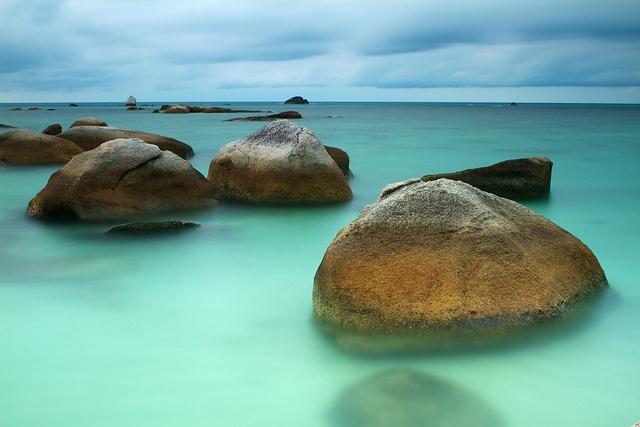 Belitung Island, Indonesia. Photo by Shinta Irawati.