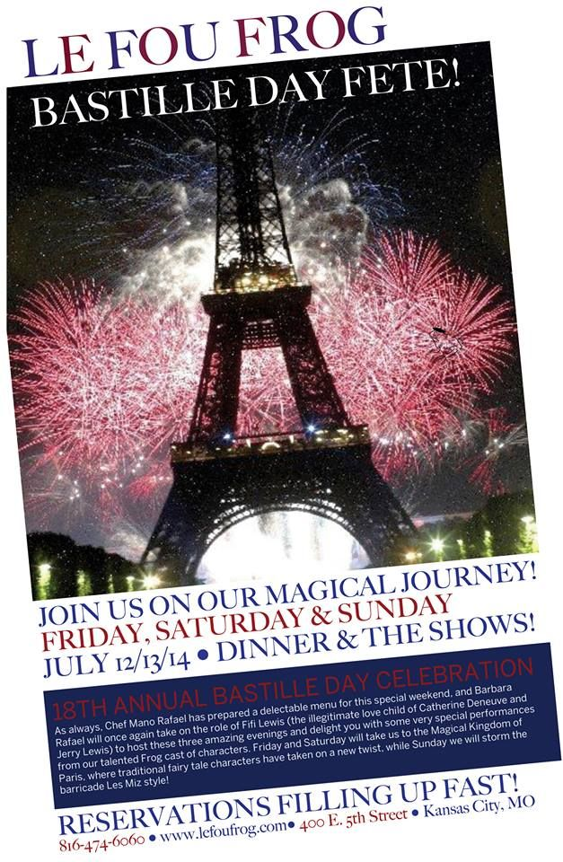 bastille day celebration melbourne 2015