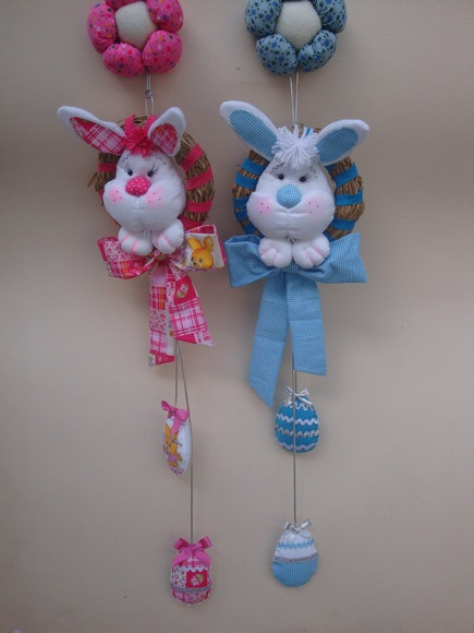 ENFEITE PORTA DE COELHO: Rabbit, Ideas For, Club De, Learn Crafts, Crafts P, Friendly, Baby Room, Craft Is, Crafts