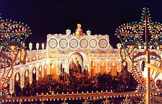 Festa patronale San Cesario a San Cesario di Lecce su 365giorninelsalento.it