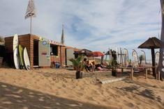 Photos de l'école de surf Koa et du spot de la Terrière - Vendée