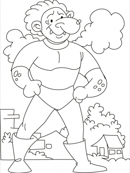 8 best Giant Coloring Pages images on Pinterest | Children ...