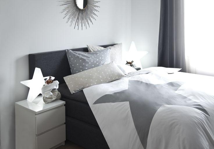 camera da letto grigia - Cerca con Google