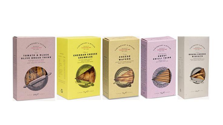 Naast zoet zijn er ook lekkere hartige koekjes van Cartwright & Butler. Wat dacht je van Goudse Kaas Koekjes, Wafeltjes met Tomaten en Zwarte Olijven of lekkere Kaaswafeltjes met Honing en Mosterd. http://www.bommelsconserven.nl/delicatessen/pasta_en_crackers_online_kopen_bij_bommels_conserven/hartige_koekjes_online_kopen_bij_bommels_conserven/
