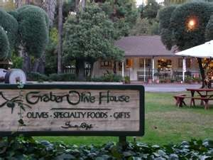 Graber Olive House in Ontario, California  used to live a few blocks away from this place.