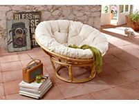 I like this chair, cosy to read