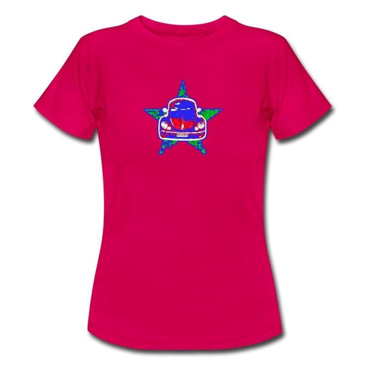 Beetlebug T-shirt design @spreadshirt  #girlstees #summer #2017 #cars #vwbeetle #retro #star #thecaristhestar #volkswagen #tshirtoftheweek #cooltees #giftideas #valentinesgifts #happyvwday #spreadshirt #spreadshirtdaily