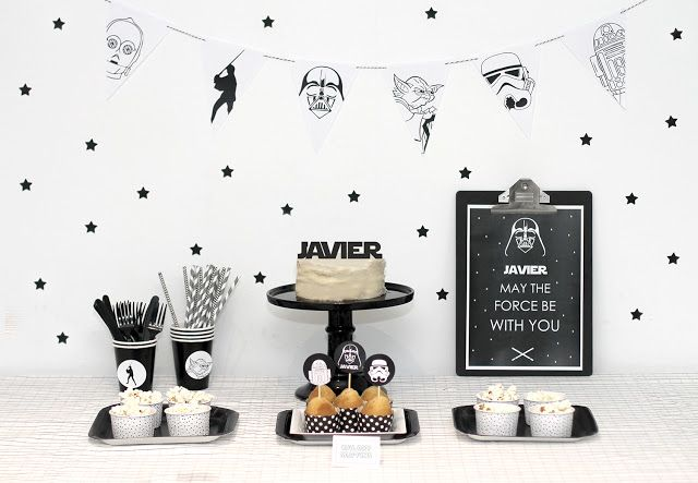 ... + Nina Designs + Parties: FIESTA: STAR WARS