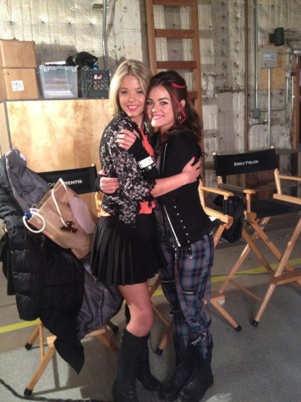 pretty little liars season 4 trailer | On Set And Behind The Scenes (Season 3) - Pretty Little Liars TV Show ...