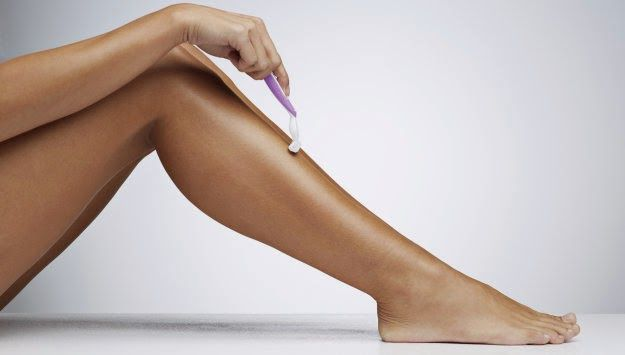 Ηλιέλαιο και γλυκερίνη για το ξύρισμα των ποδιών! - Νέα Διατροφής